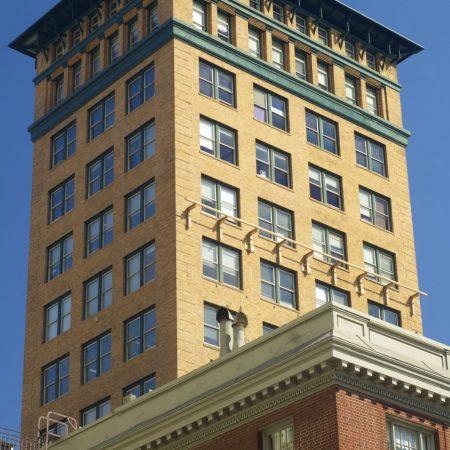 San Francisco Mixed Use Building