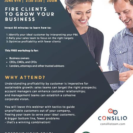 Fire Clients to Grow Your Business - 6.9.21